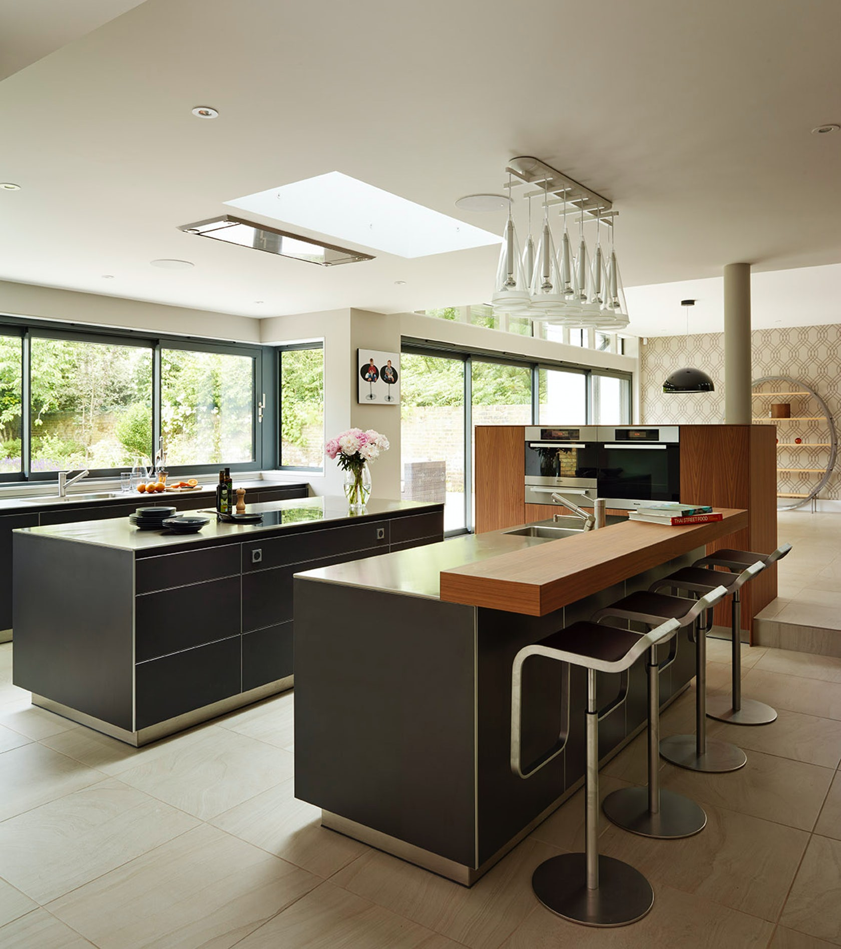 Kitchen Design Architecture: Island Living: Kitchen Architecture's Bulthaup B3