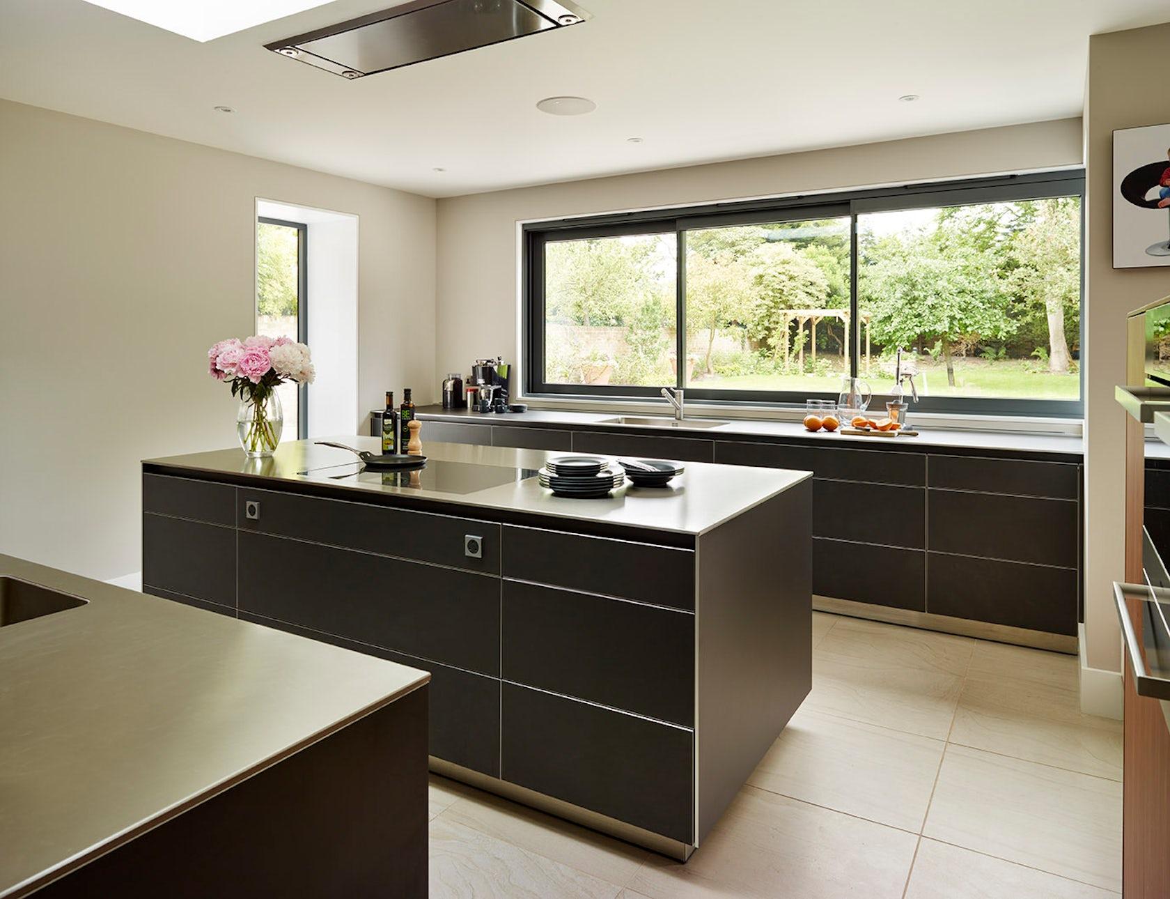 Island Living Kitchen Architecture 39 S Bulthaup B3 Architizer