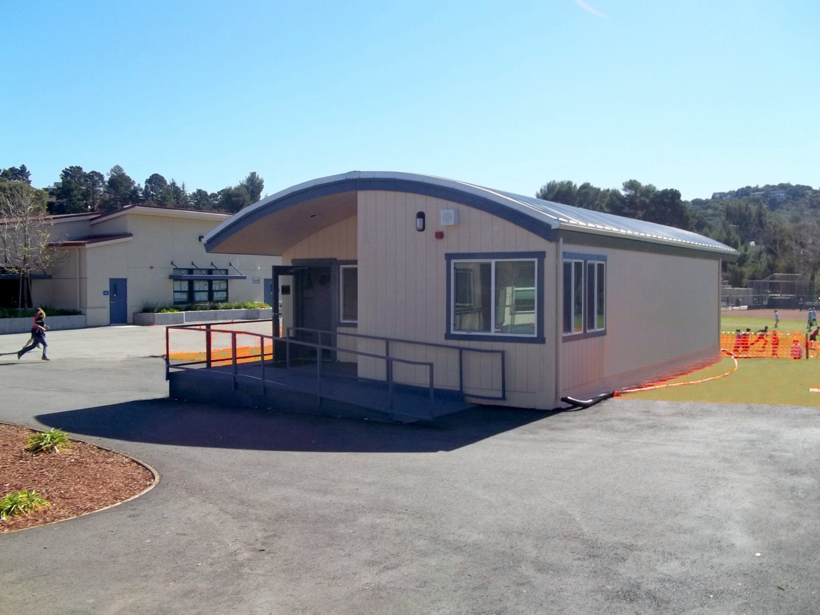Modular Classroom Manufacturers California ~ Green apple classrooms architizer