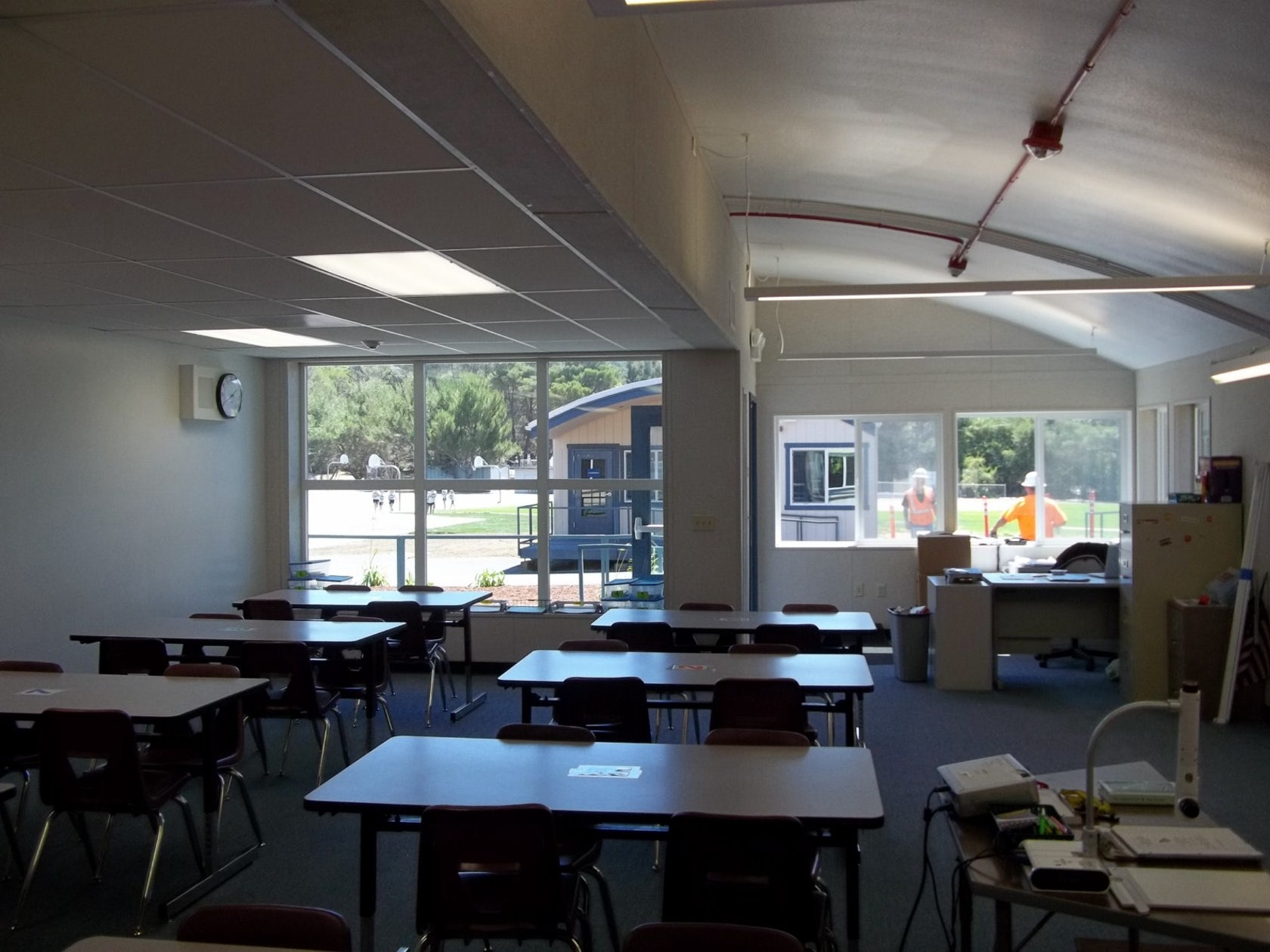 Modular Classroom Manufacturers California ~ Green apple classrooms architizer