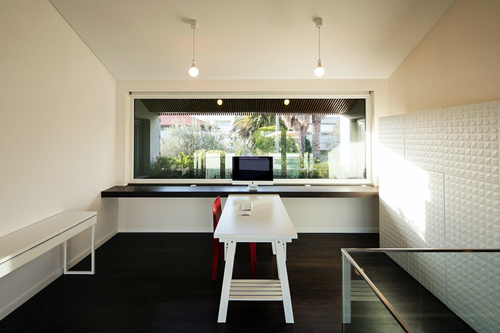 Black Tile House on Architizer