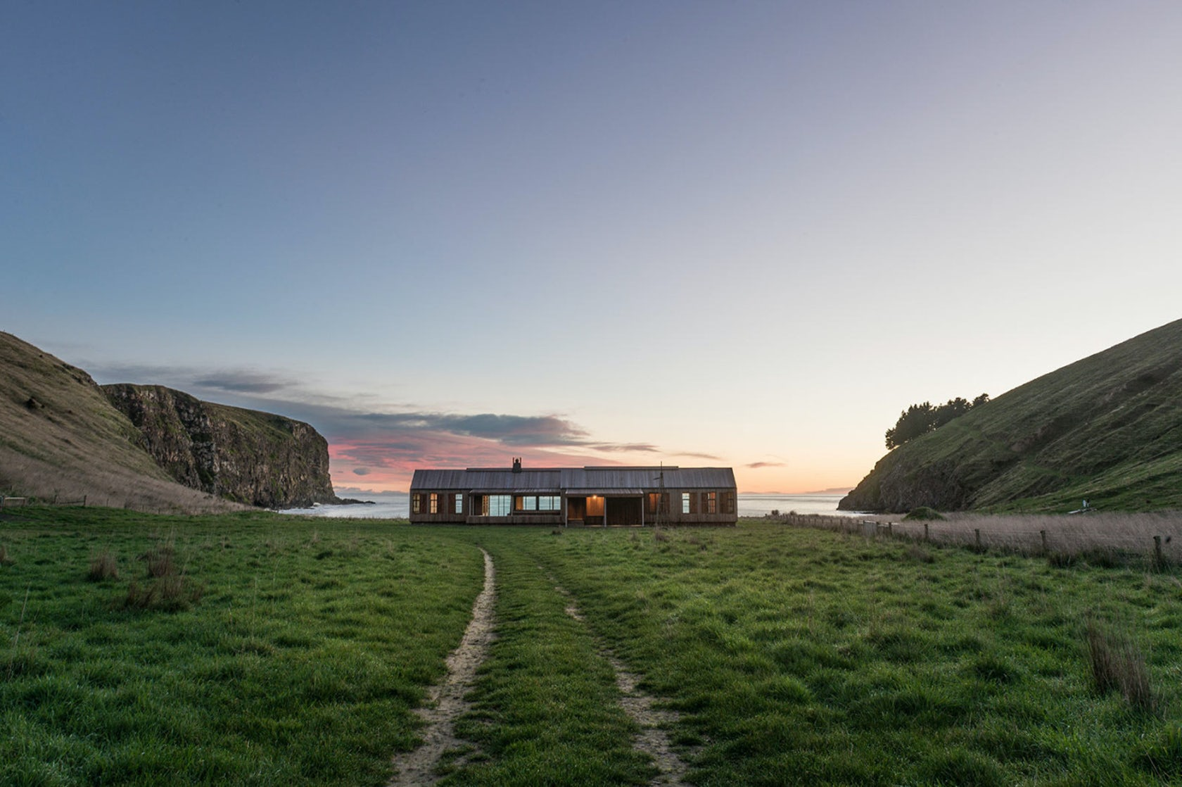 Scrubby Bay House Architizer