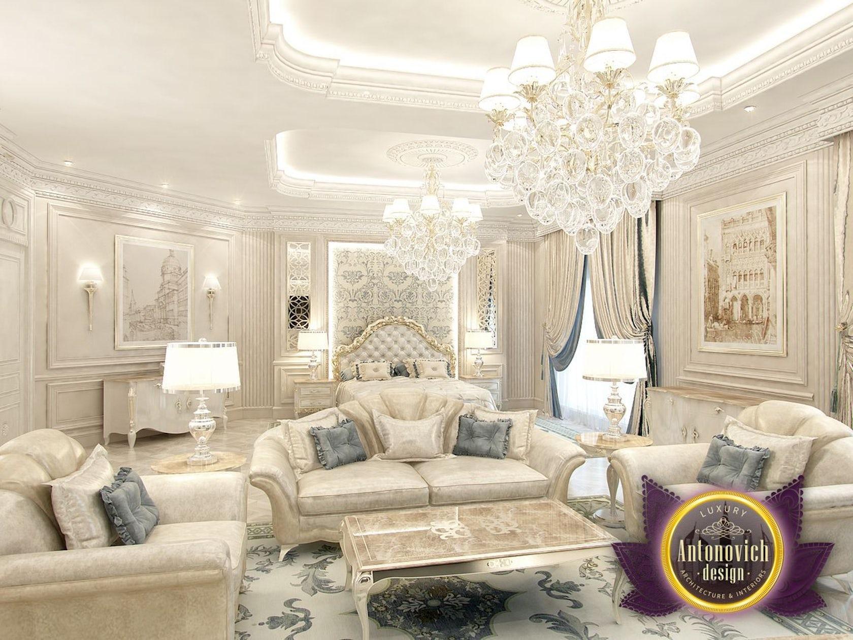 Master bedroom design from luxury antonovich design on architizer