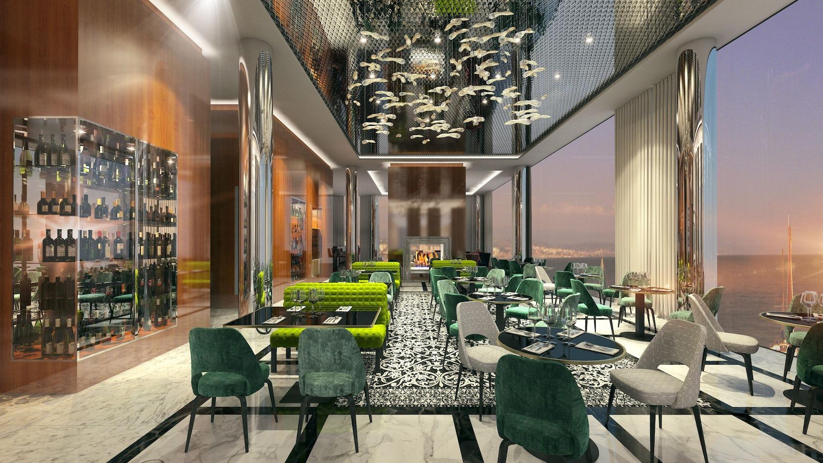 Hotel design croatia architizer for Design hotel royal opatija