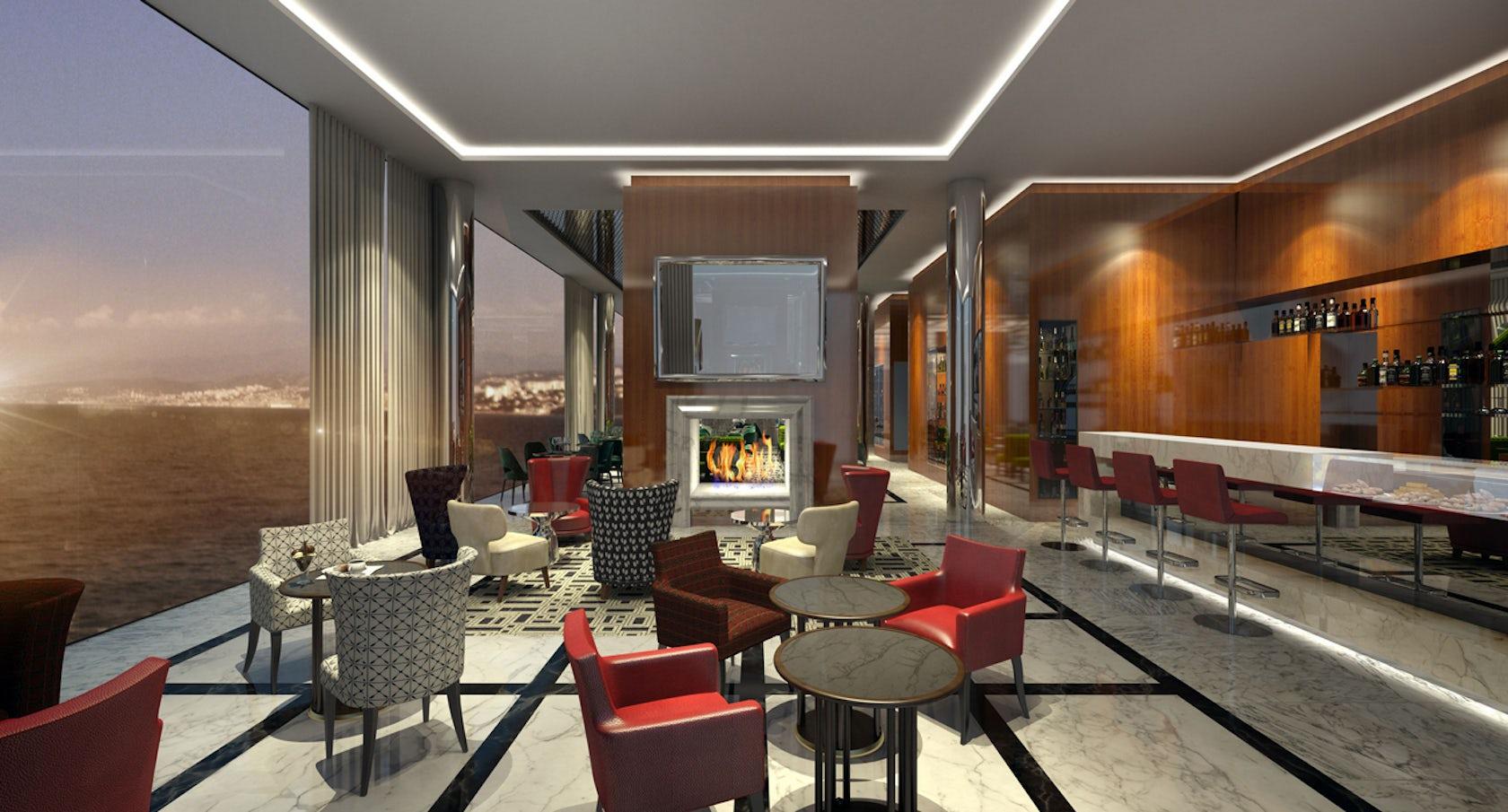 Hotel design croatia architizer for Design hotel royal opatija croatia