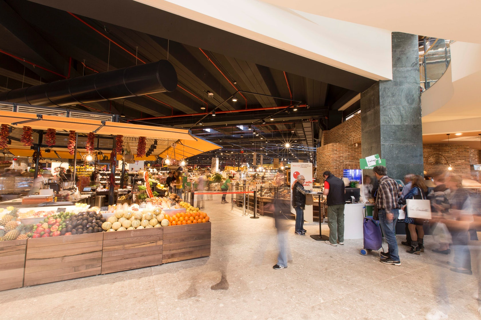 IL CENTRO - Arese Shopping Center on Architizer