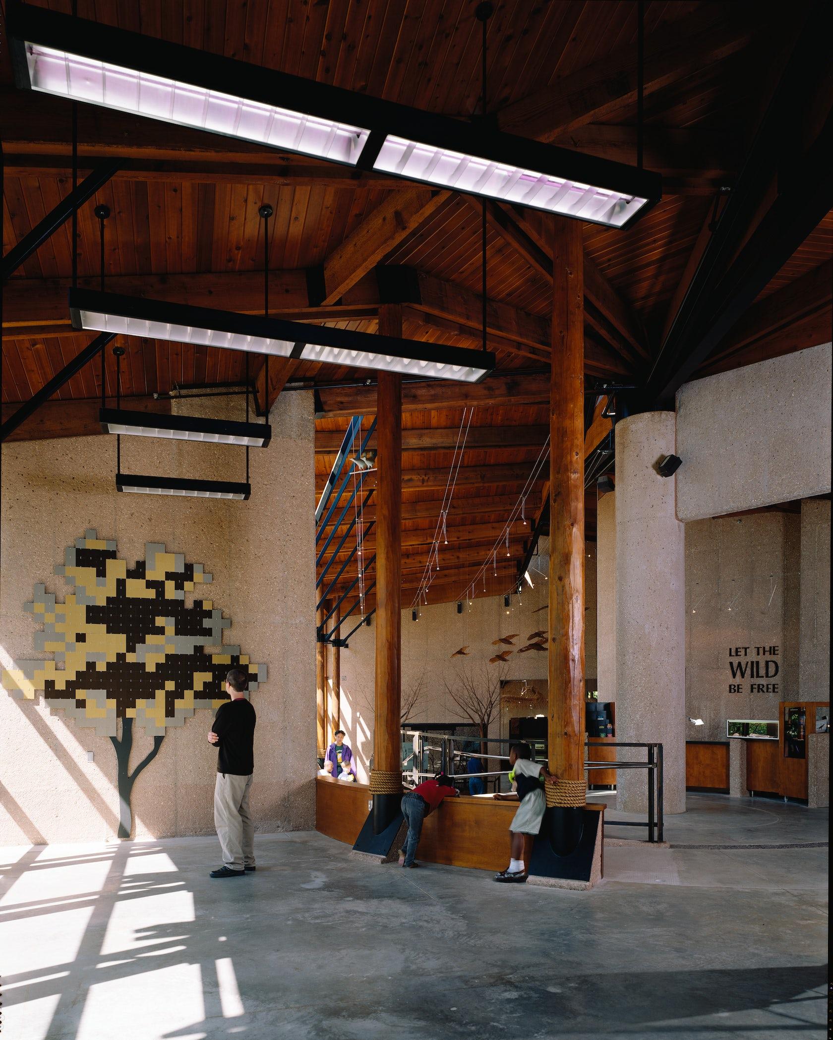 Lakeside Nature Center Architizer