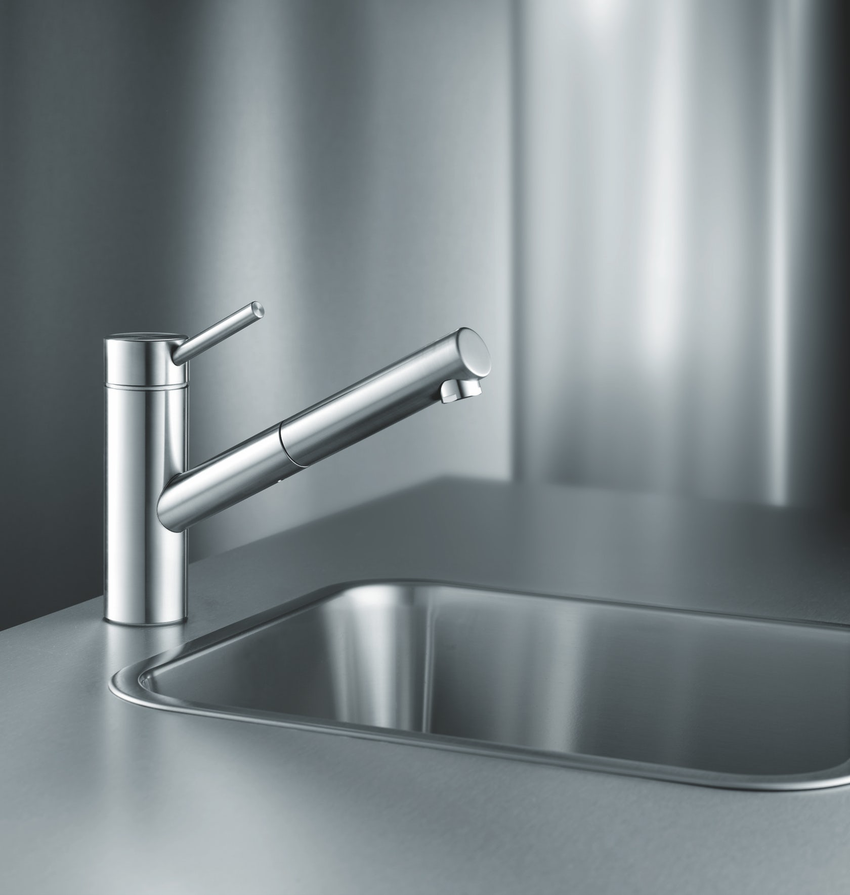 Kwc Suprimo Kitchen Faucet: Kwc suprimo kitchen faucet stainless steel.