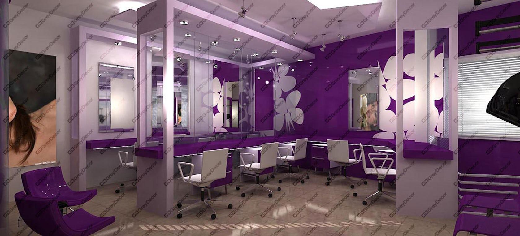 Beauty Salon On Architizer