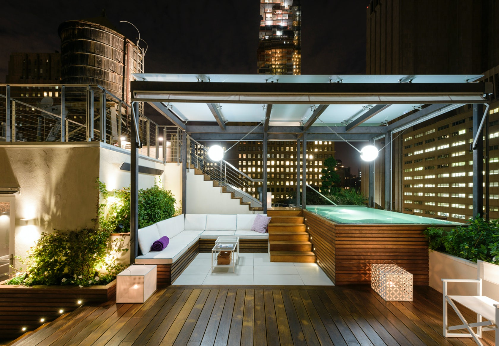 TriBeCa Terrace Architizer