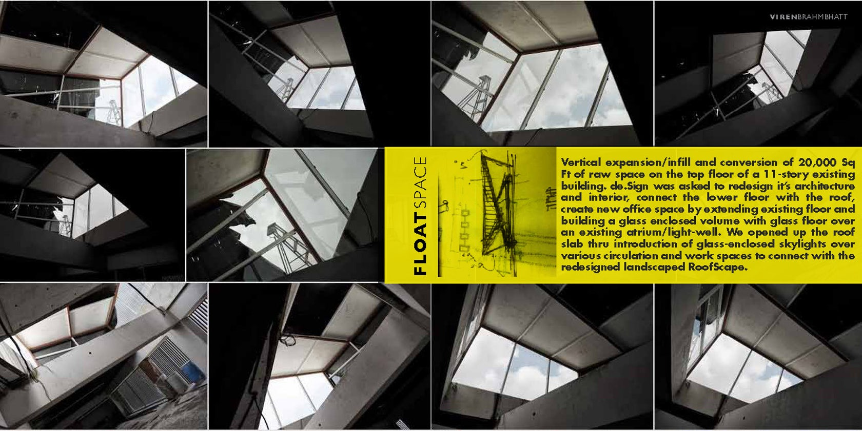 Floatspace office extension redesign architizer for Redesign your office