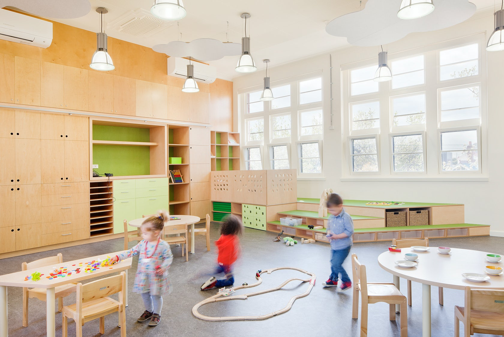 Froebel Early Learning Centre Architizer