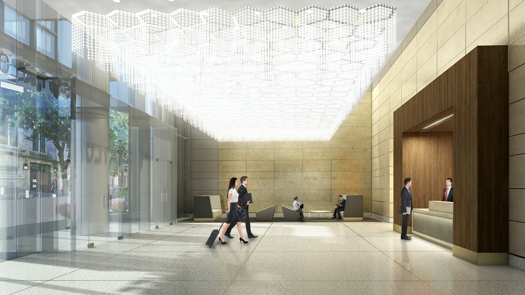 Frost tower fort worth architizer for Interior design firms fort worth tx