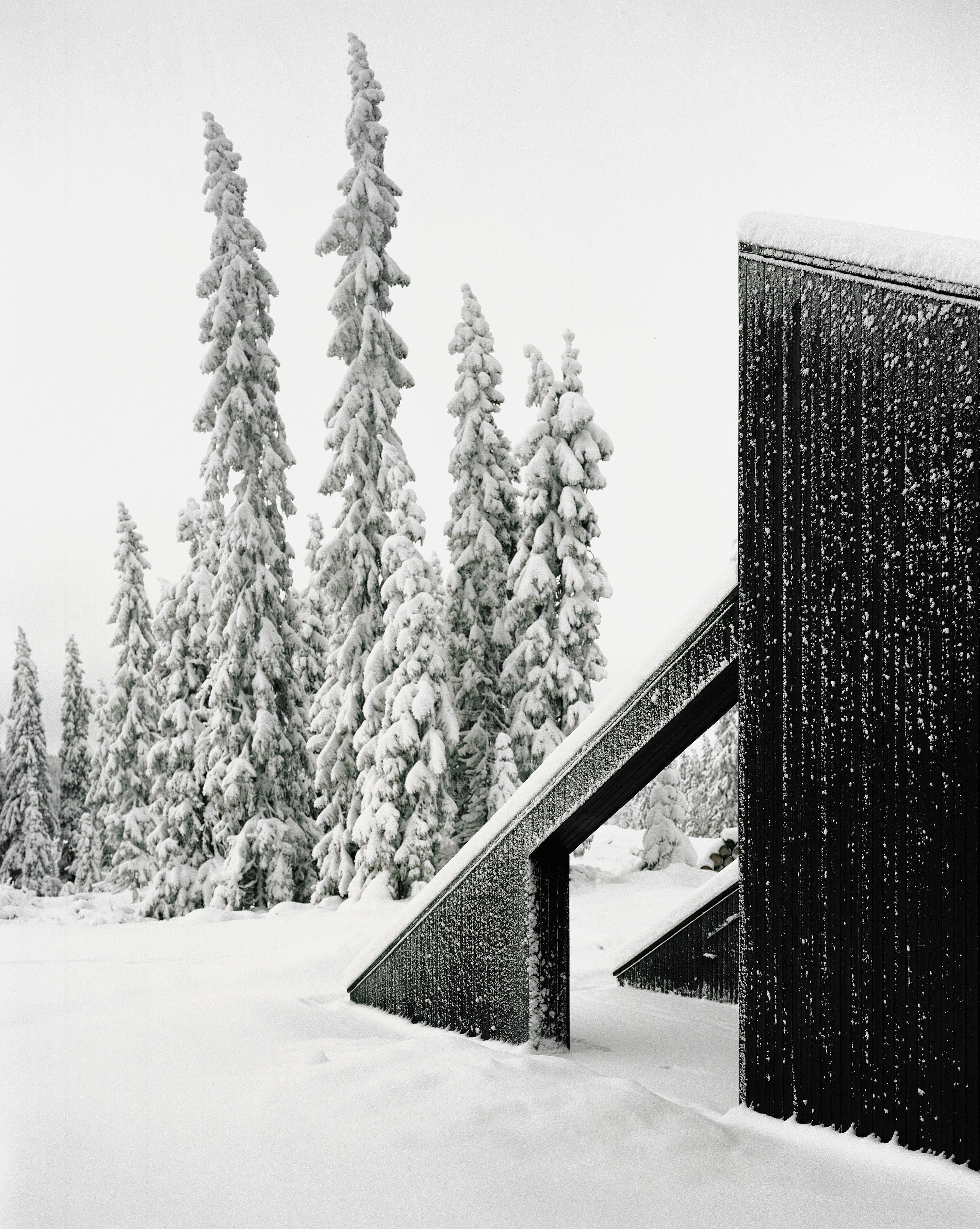 Cabin Vindheim - Architizer