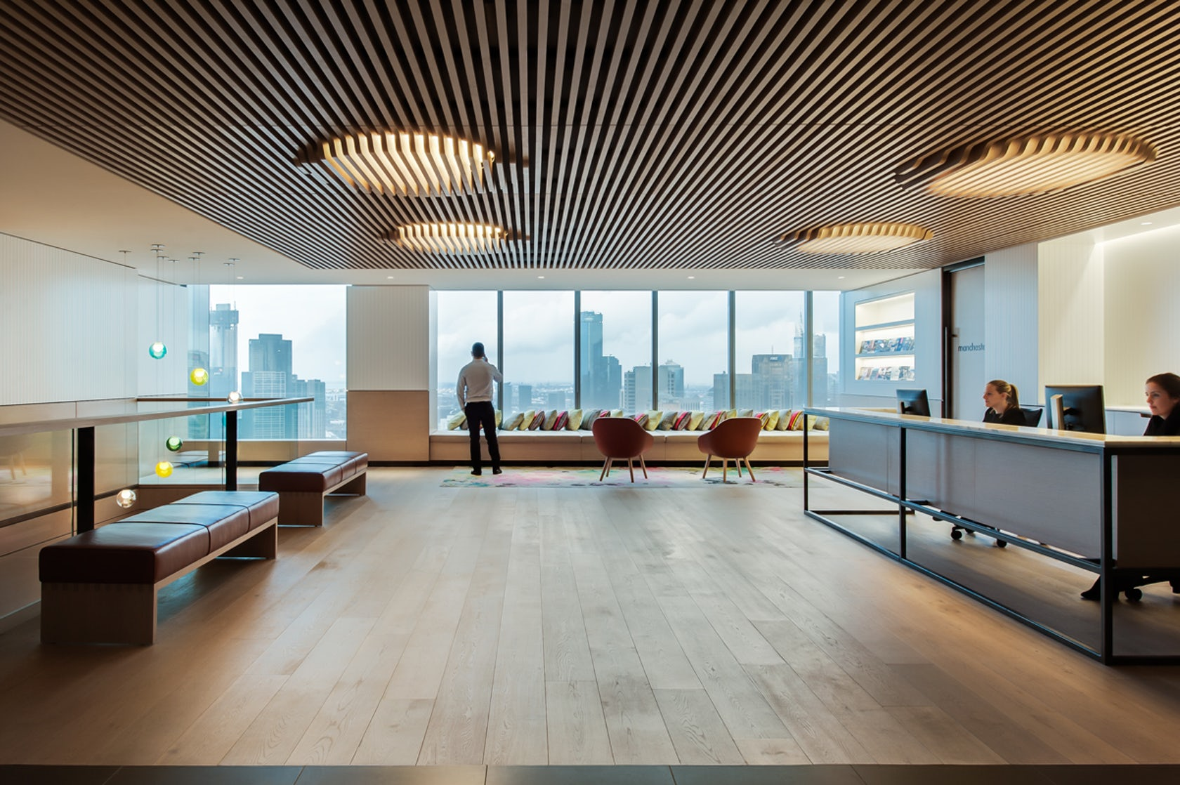 Cbre melbourne architizer for Accenture sydney