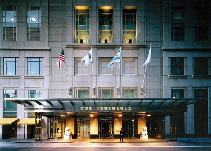 The Peninsula Chicago Architizer