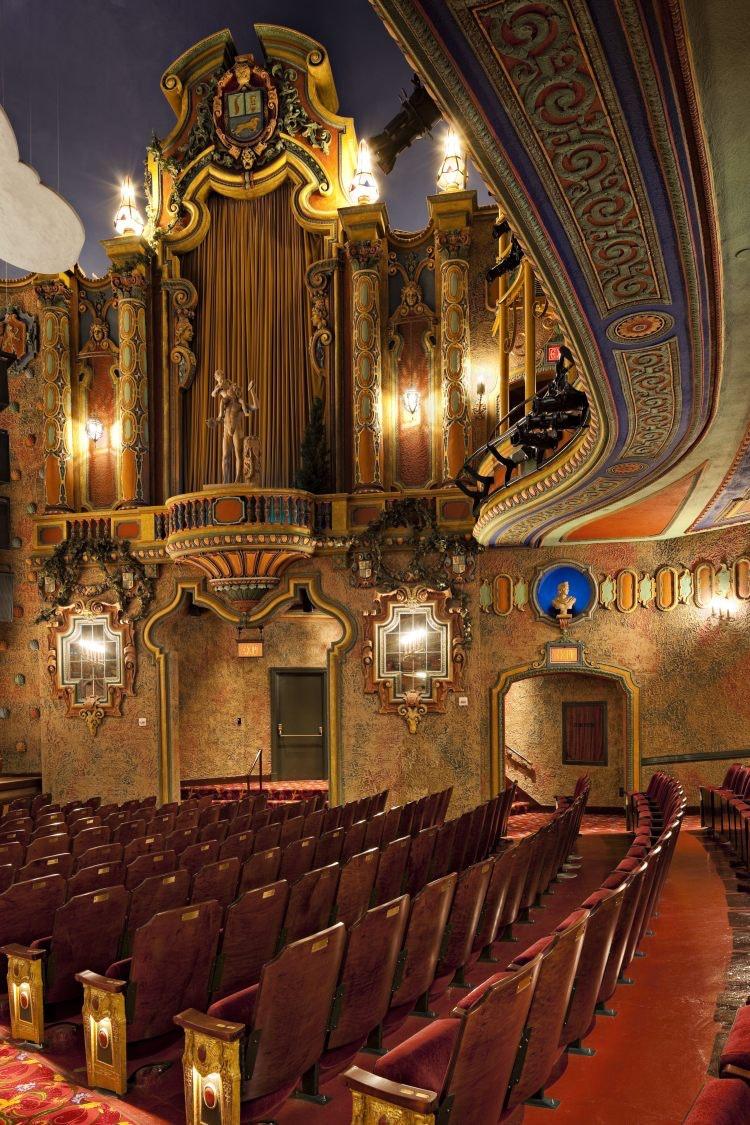 richmond centerstage  carpenter theatre