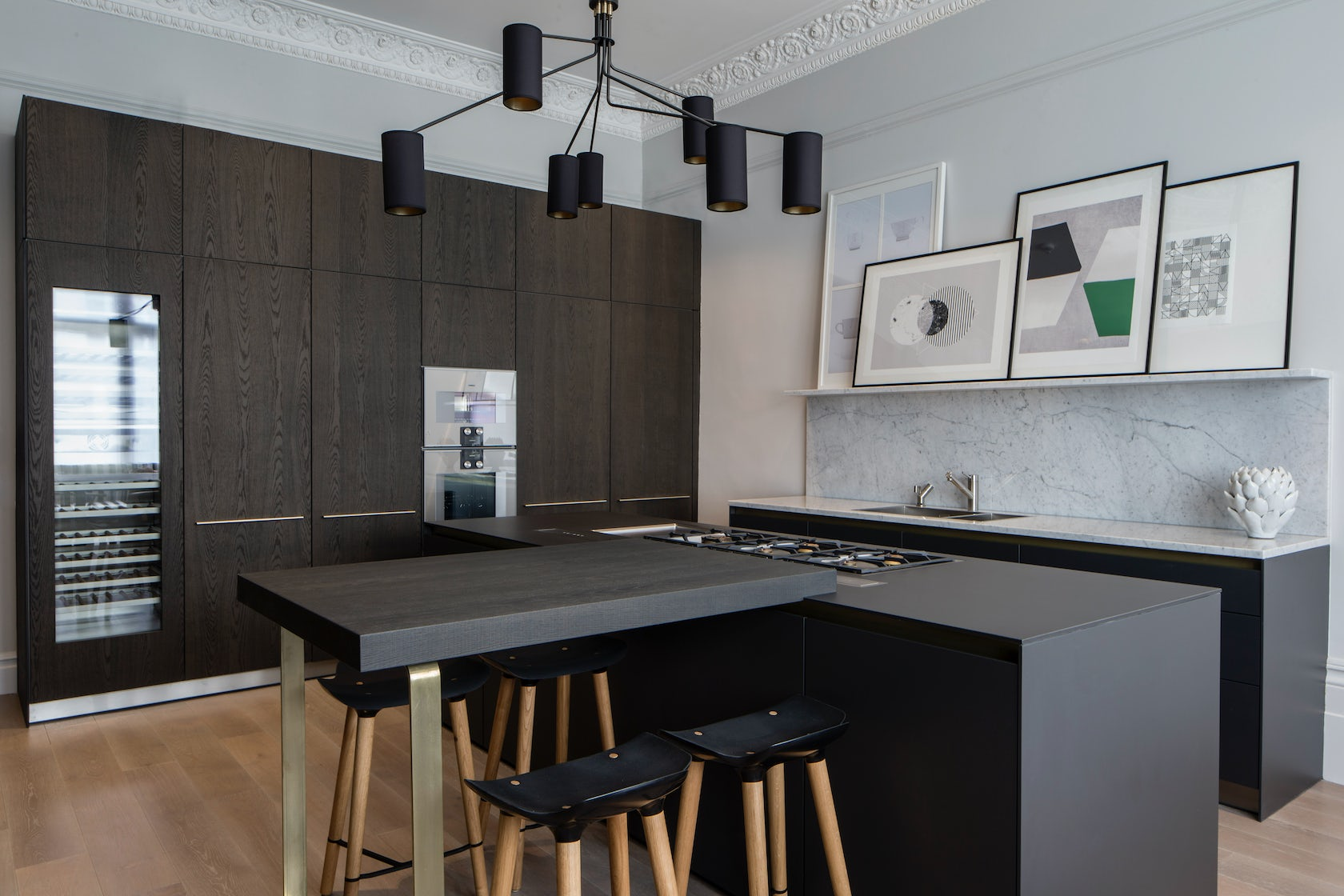 Bespoke bulthaup in north west london apartment on architizer