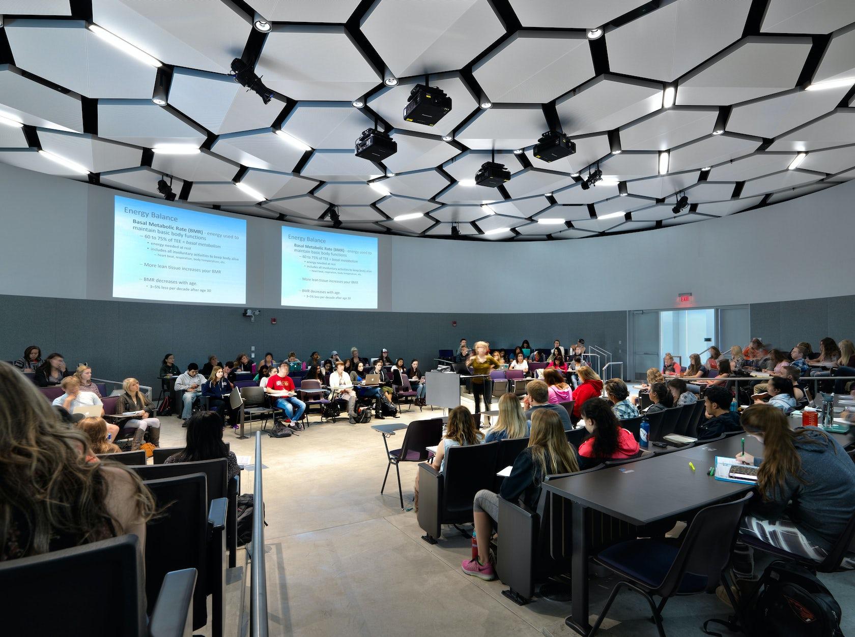Innovative Classroom Projects : Oregon state university learning innovation center