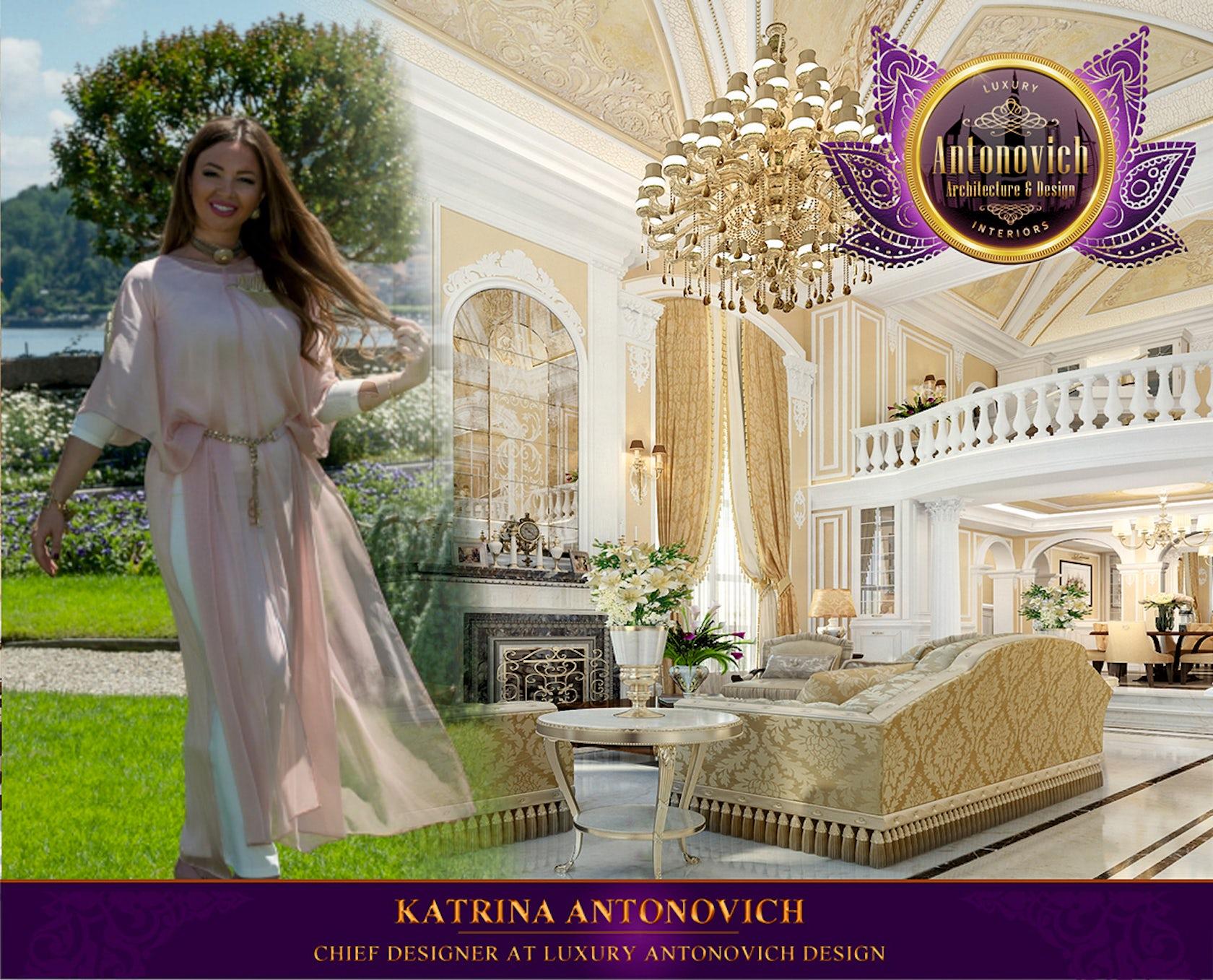 Villa design in runda area nairobi by luxury antonovich for Villa interior designers ltd nairobi kenya