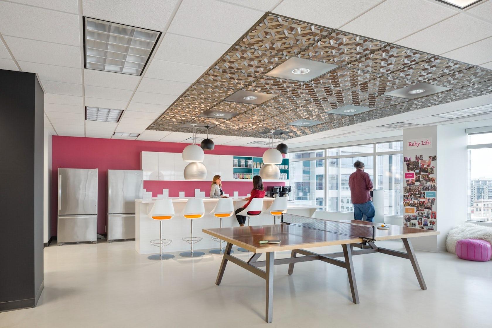 Ruby Receptionists Architizer