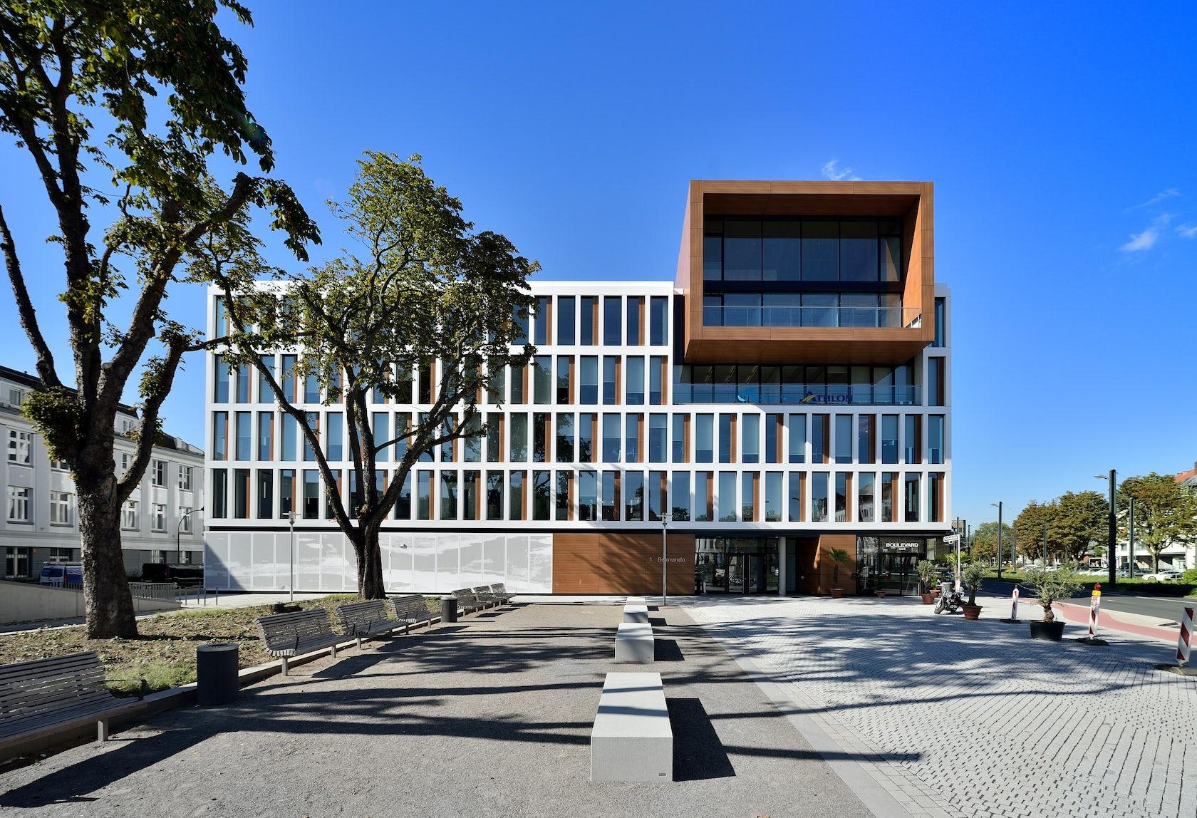 Belsenpark offices architizer - Trivago office dusseldorf ...
