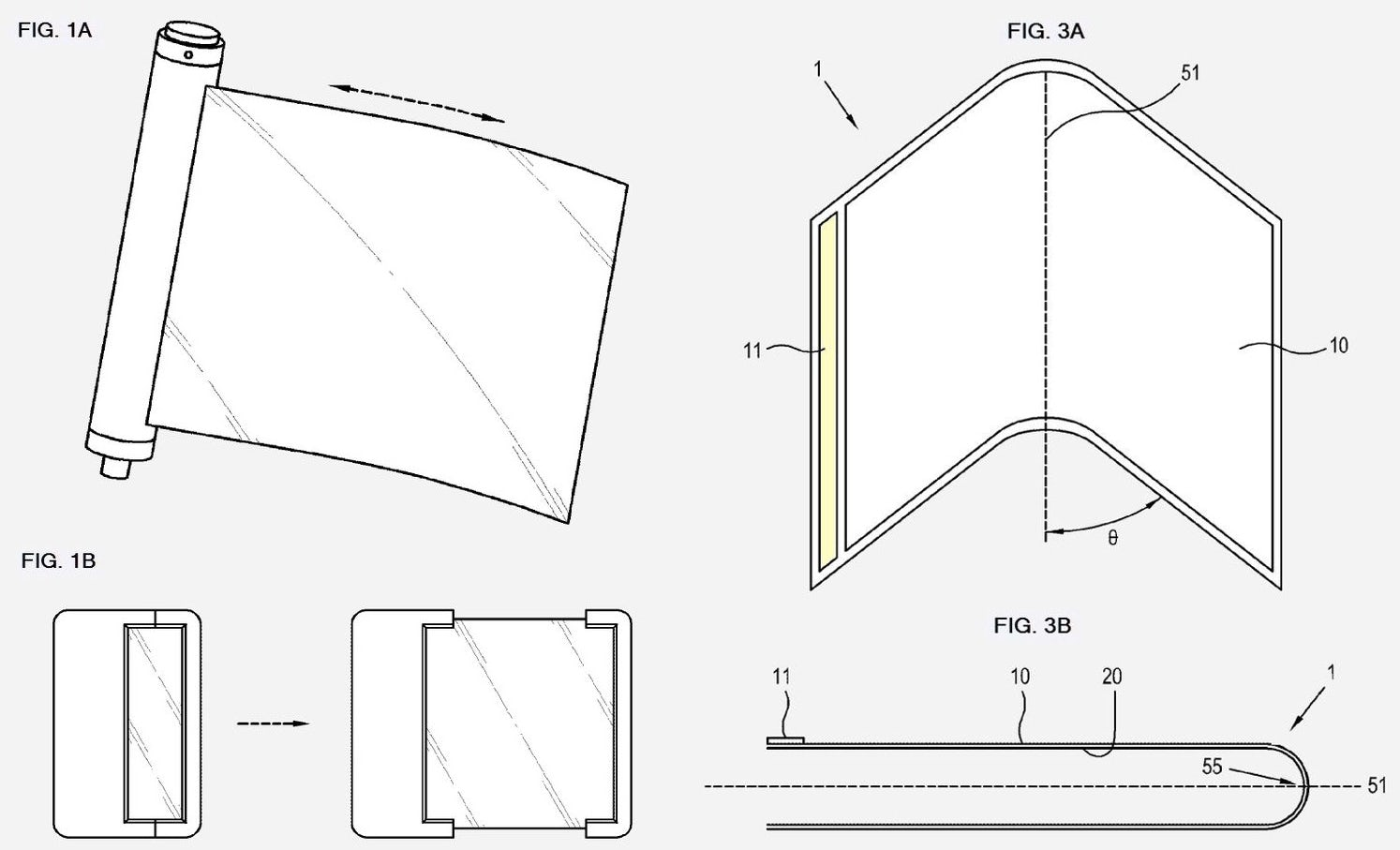 Samsung's Rollable Screen Could Replace Your Architecture Portfolio