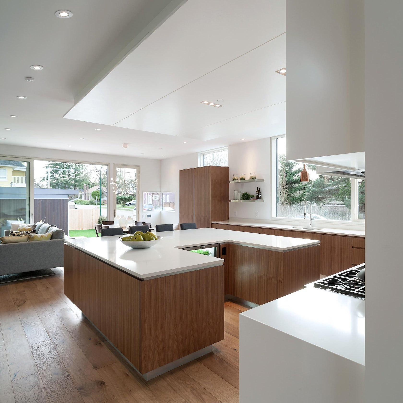 Contemporary Home Chilliwack By Randy Bens Architect: Architizer