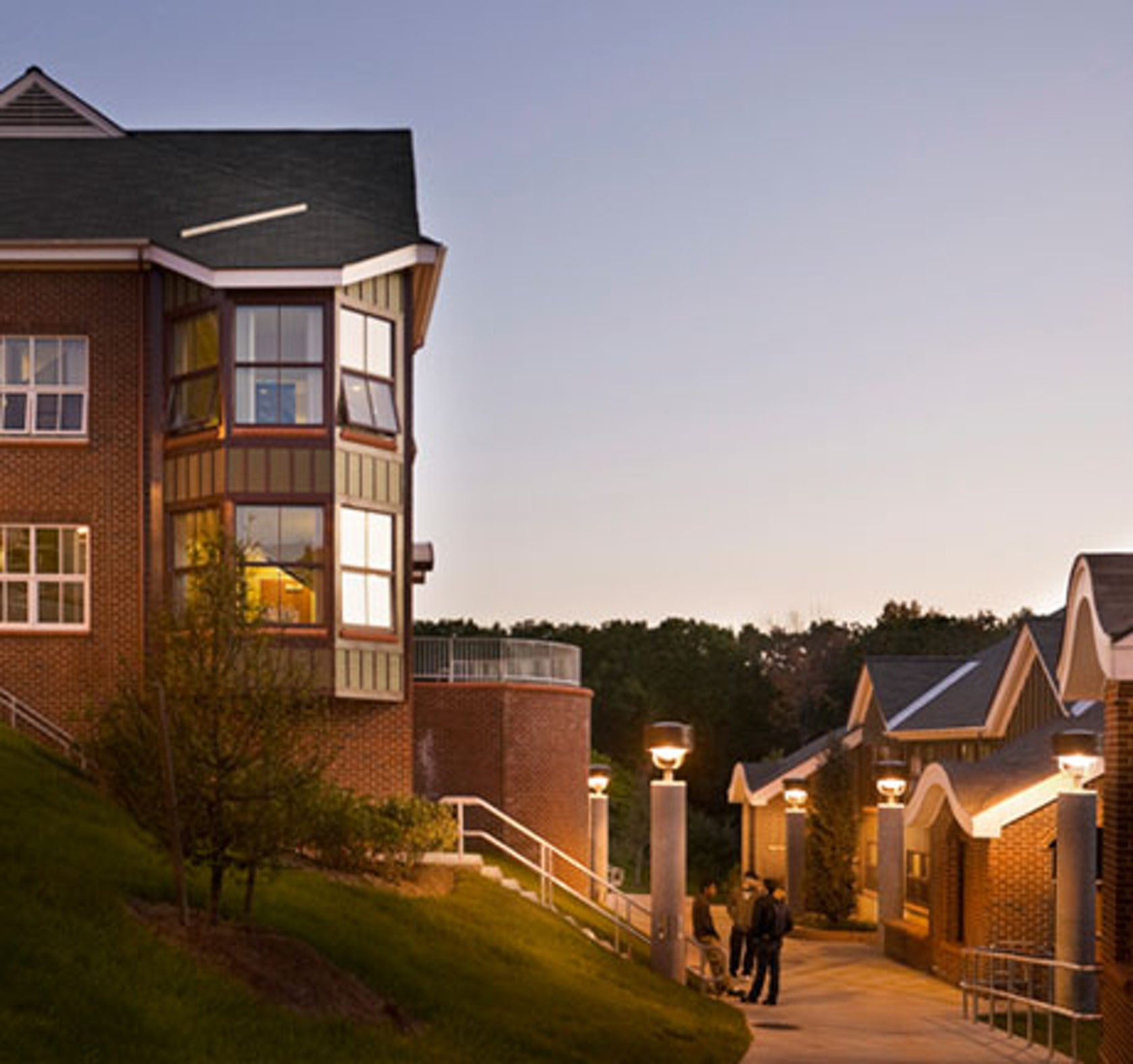 Stem School Eugene Oregon: Quinnipiac University, Village IV Residence Halls