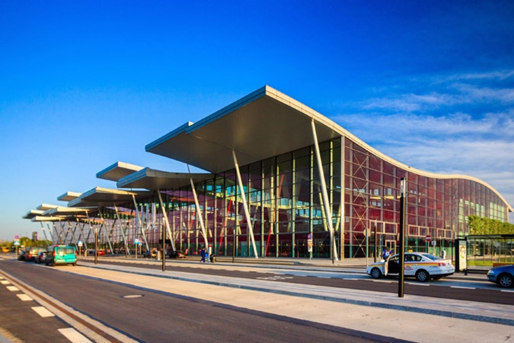 Airport Wroclaw : Airport wroclaw architizer