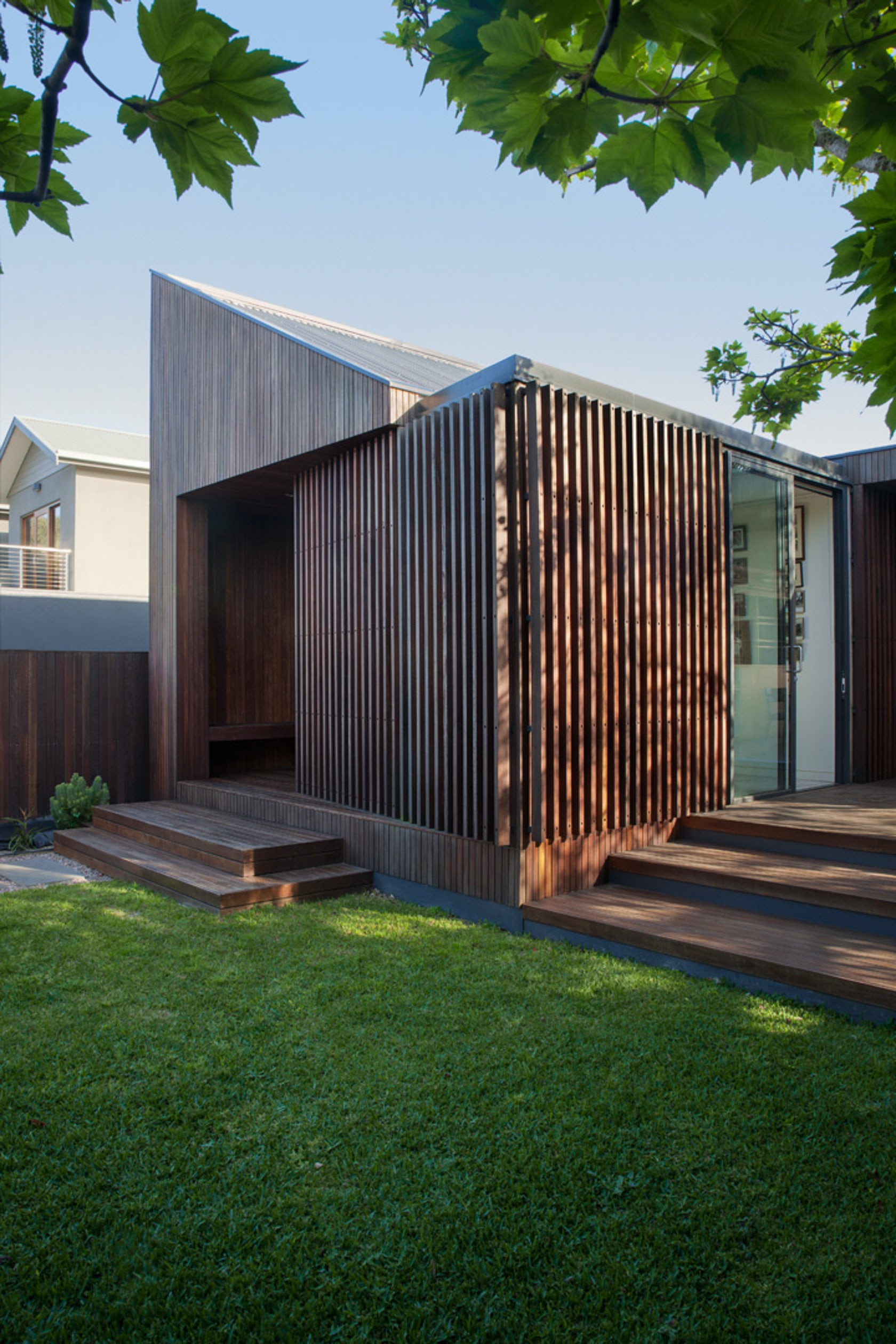Humble house architizer for Dynamic house