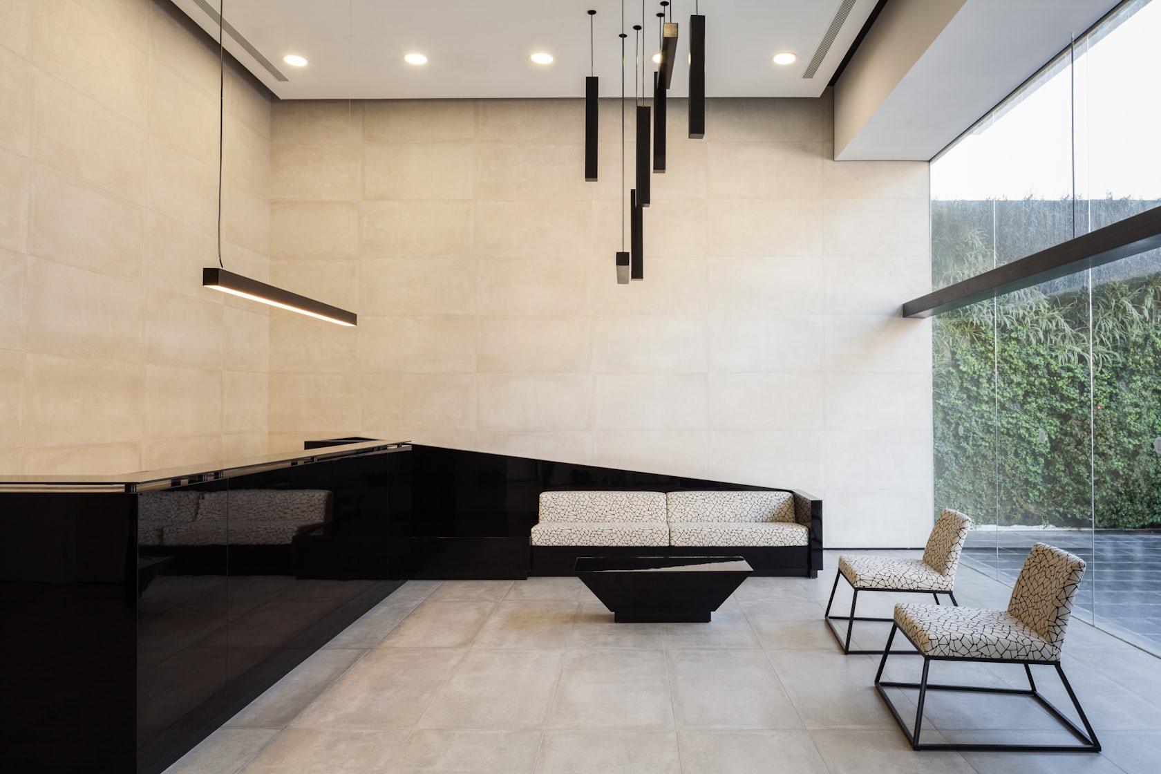 An Office Building Interior Design Architizer