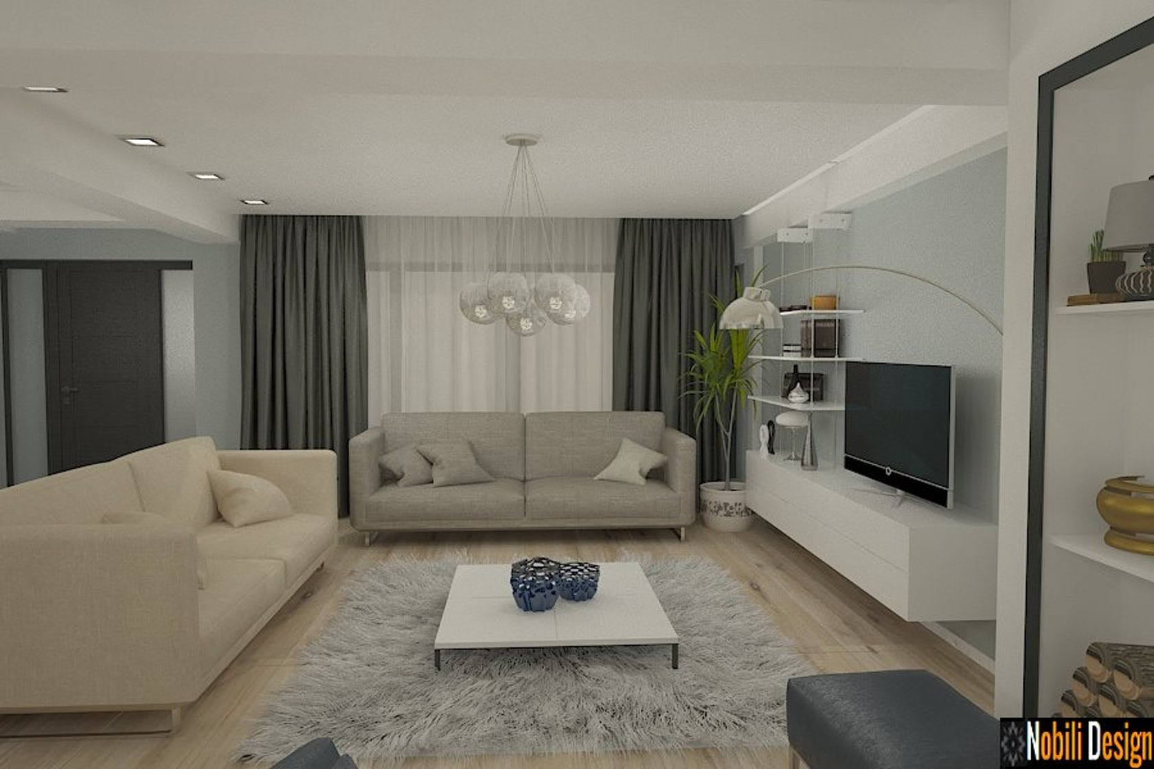 design interior case si vile moderne architizer