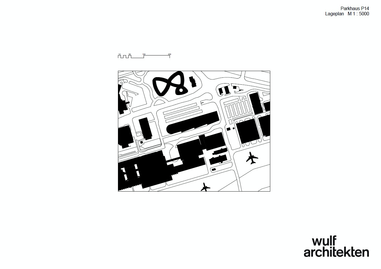 Stuttgart Airport Busterminal With Car Park P14 On Architizer