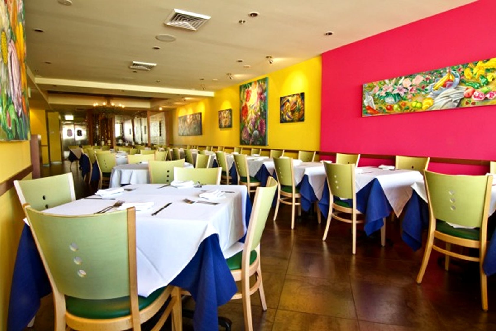 Salpicon mexican restaurant architizer for Floor and decor chicago