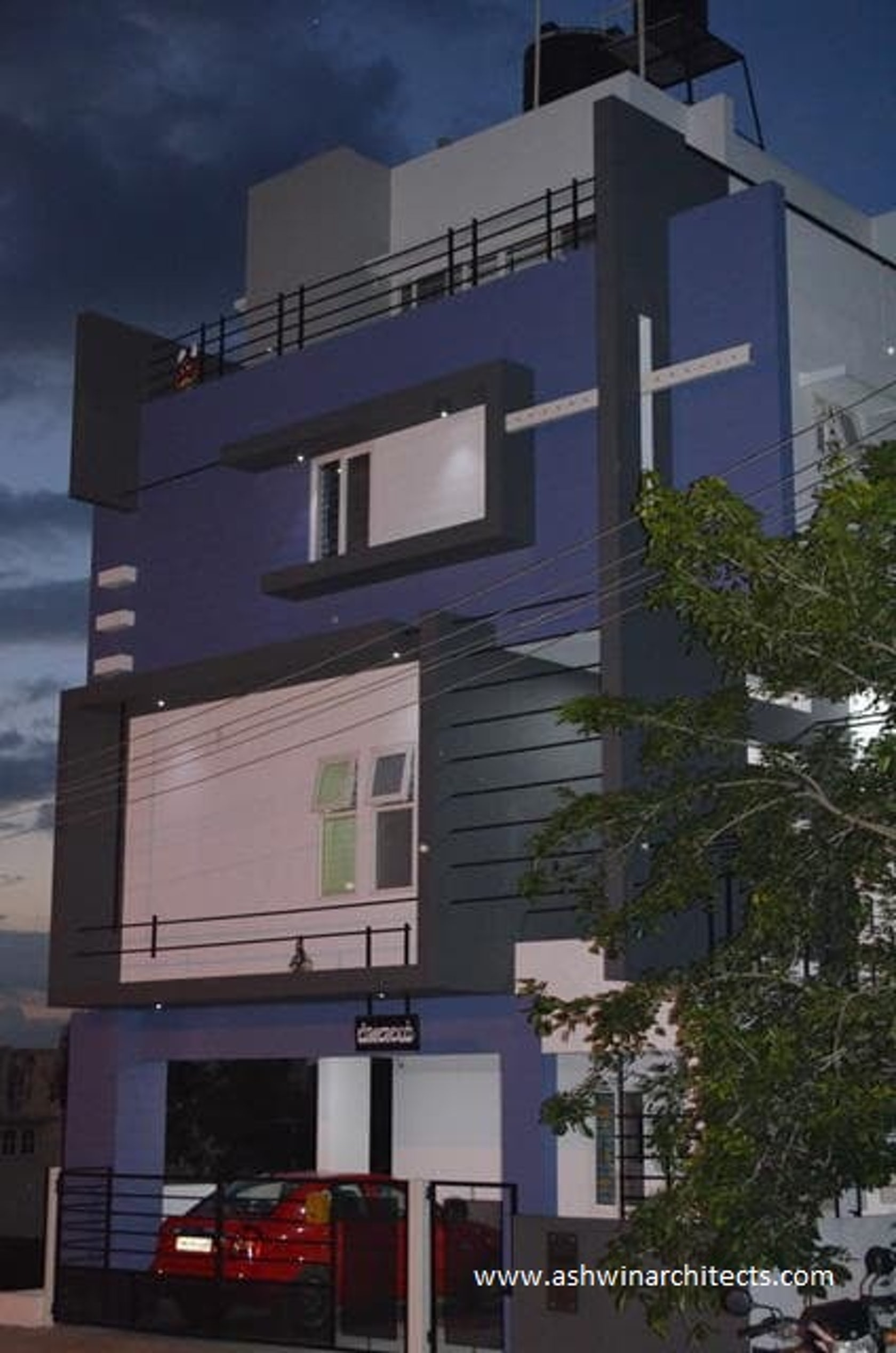 Front Elevation For 30x40 House Pictures In Bangalore : ′ south facing site with bhk duplexes bangalore