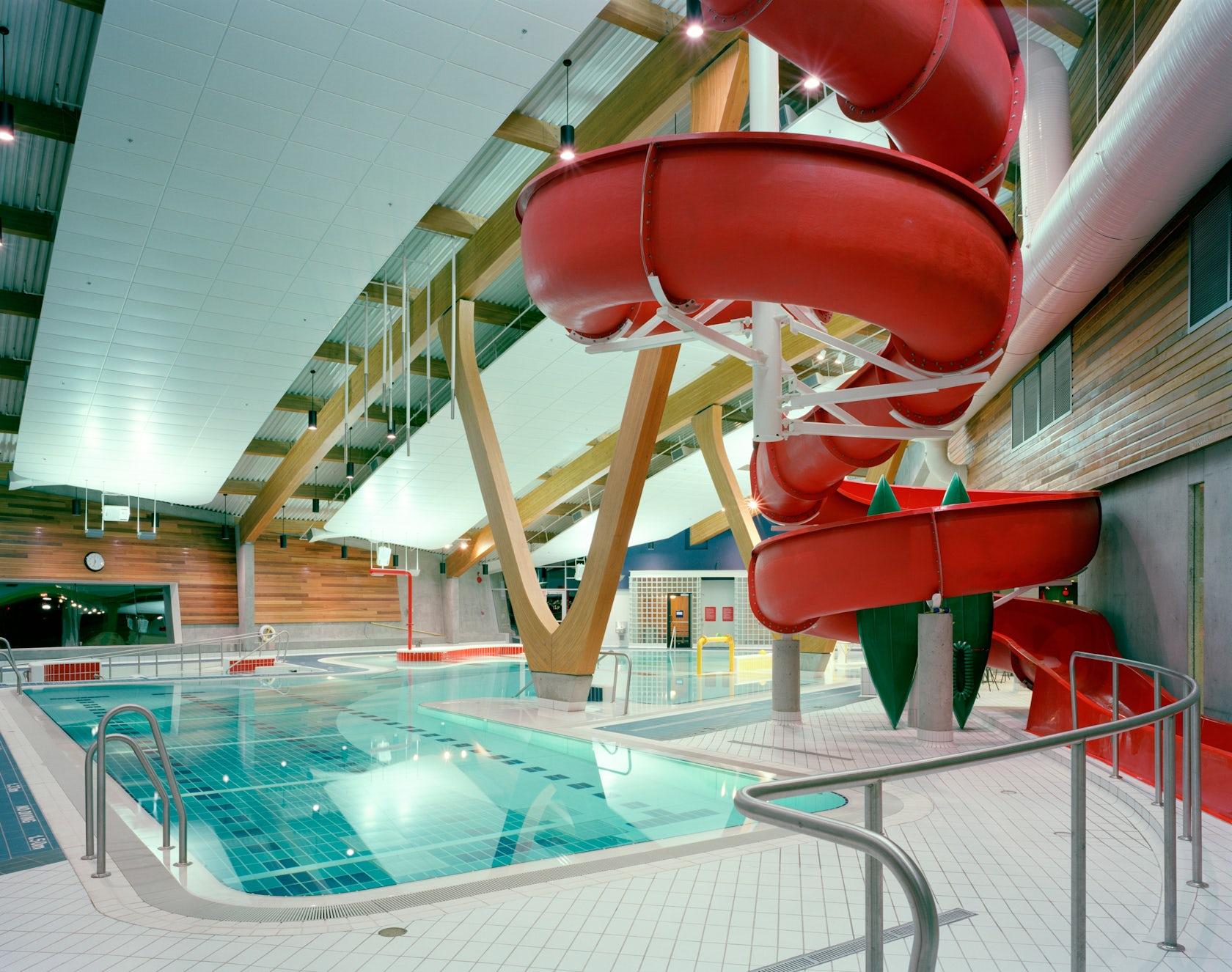 West Vancouver Aquatic Centre Architizer