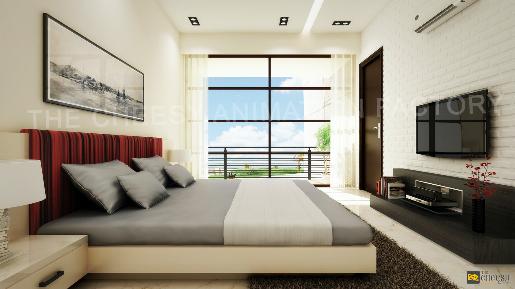 3d interior design services architizer for Interior design services new york