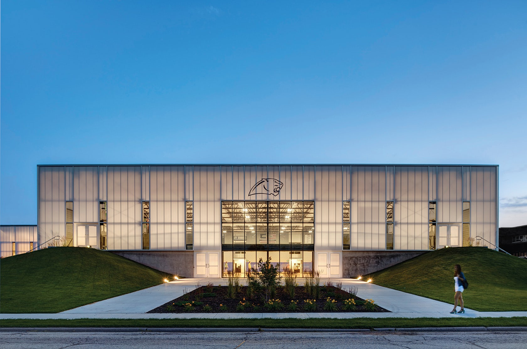Cascade High School Expansion Architizer