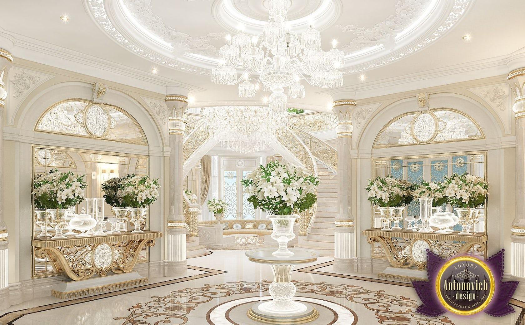 . Best interiors of Luxury Antonovich Design Dubai on Architizer