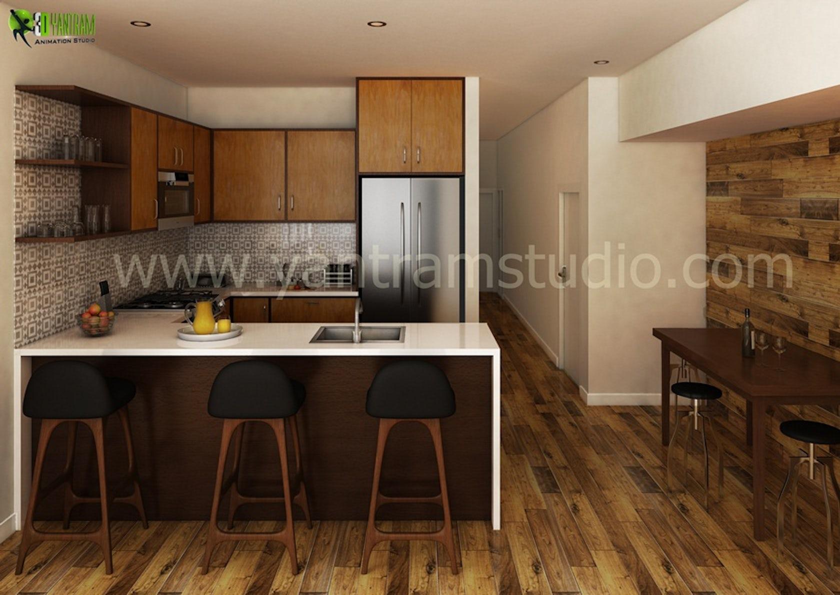 Kitchen Interior Design Architizer