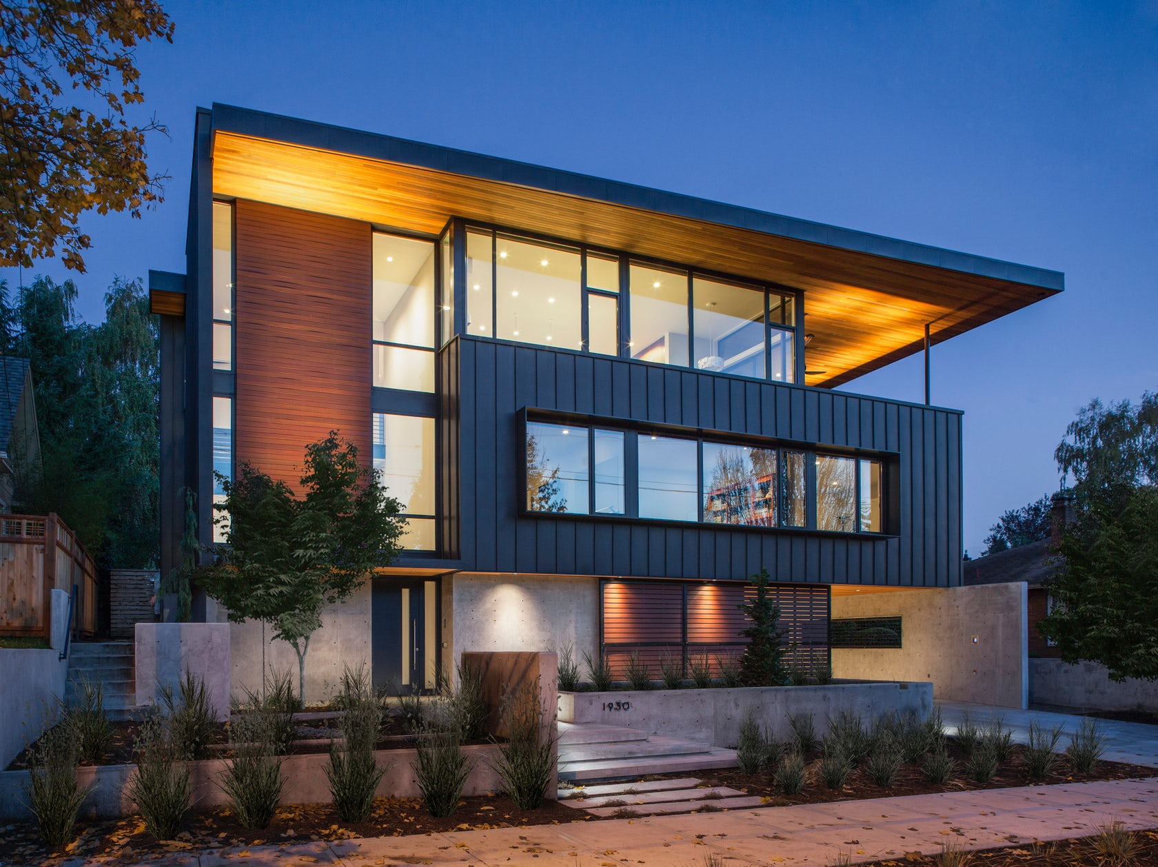 Colonial Heights Residence - Architizer