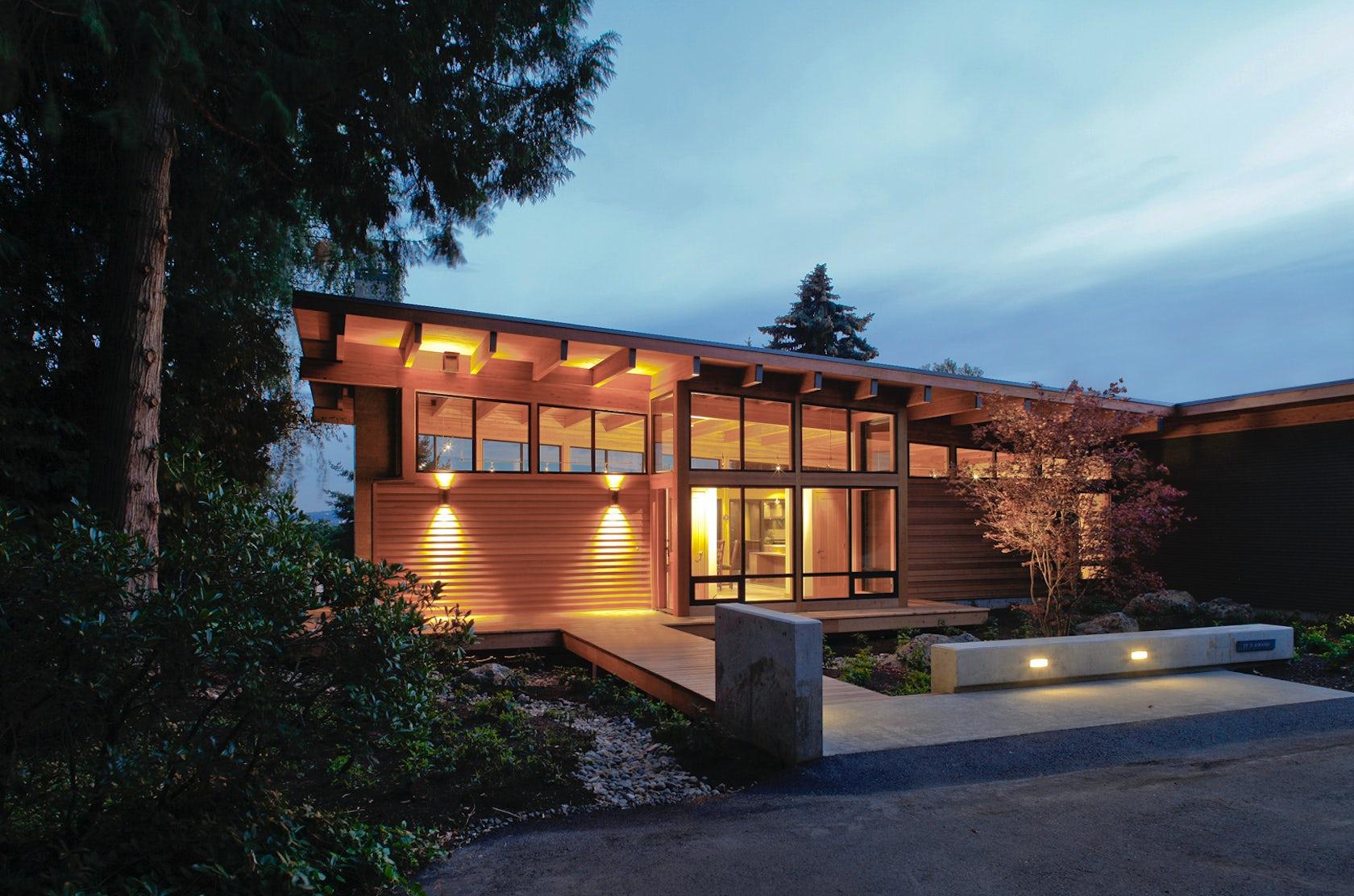 hotchkiss residence architizer. Black Bedroom Furniture Sets. Home Design Ideas