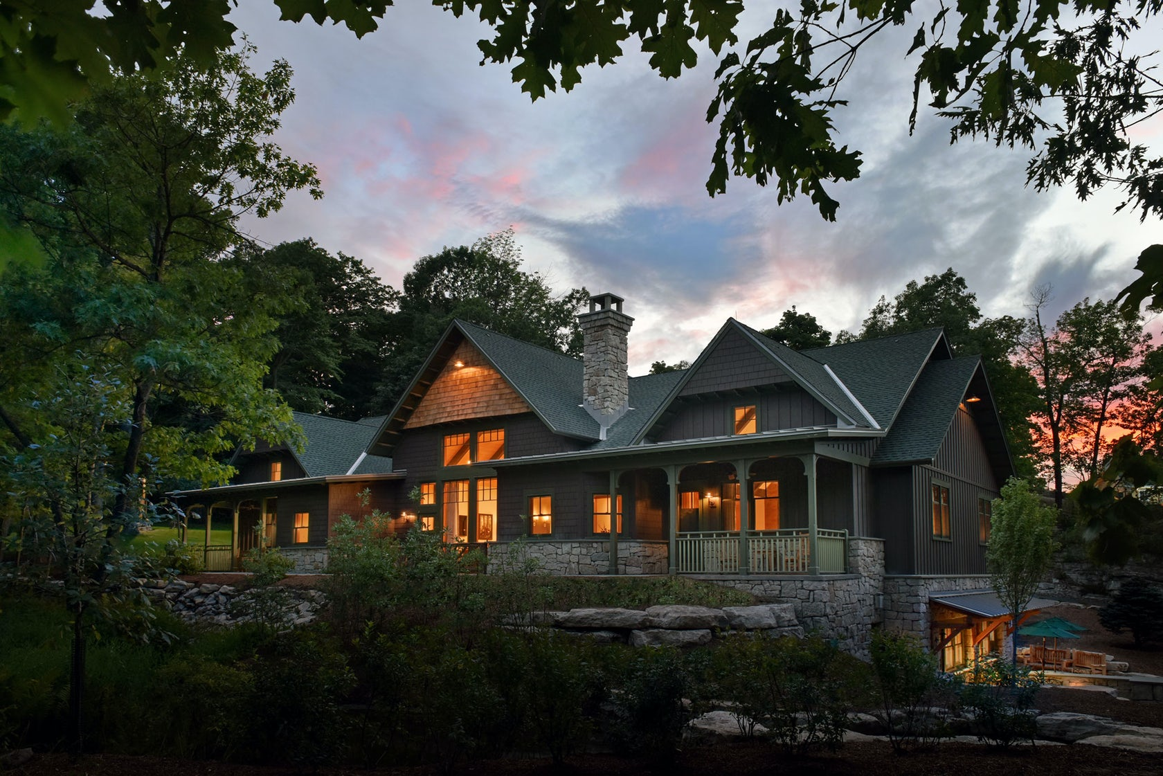 Grove lodge at mohonk mountain house architizer for Mountain house media