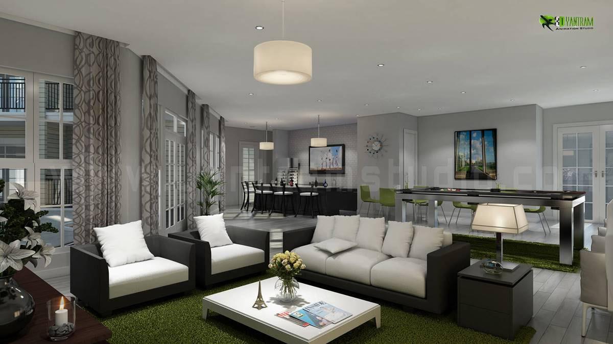 Luxury Living Room Interior Design Amp Ideas Architizer