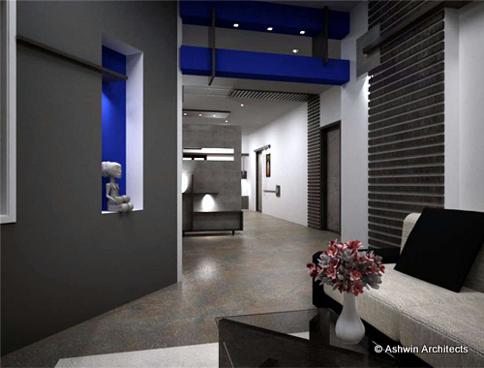 Udai s 3bhk apartment interior designs in bangalore for Interior designs in bangalore
