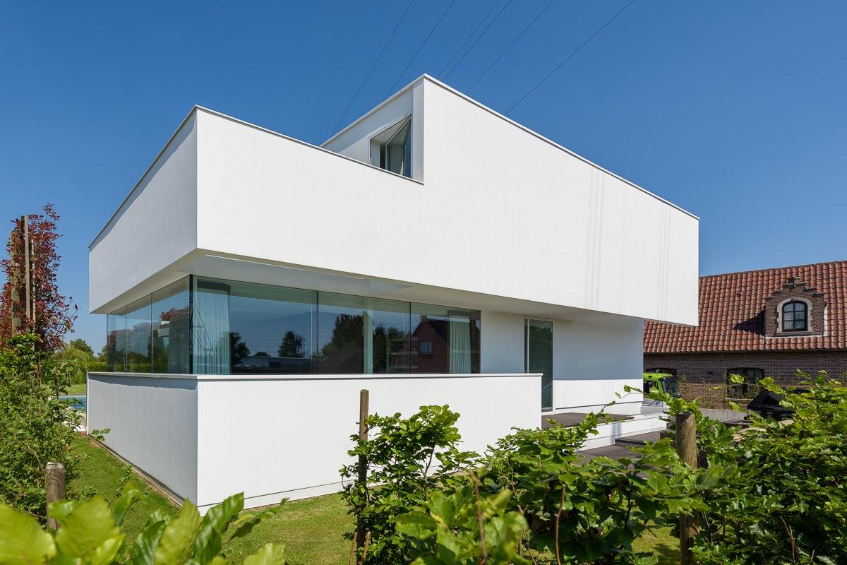 house LNT - Architizer