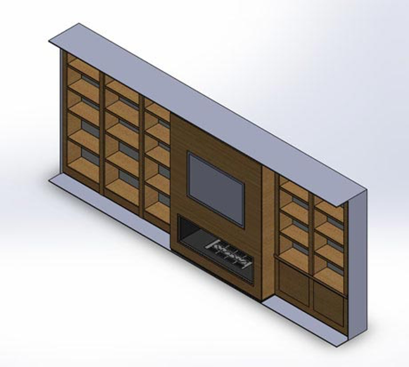 design automation for a metal wood furniture manufacturer