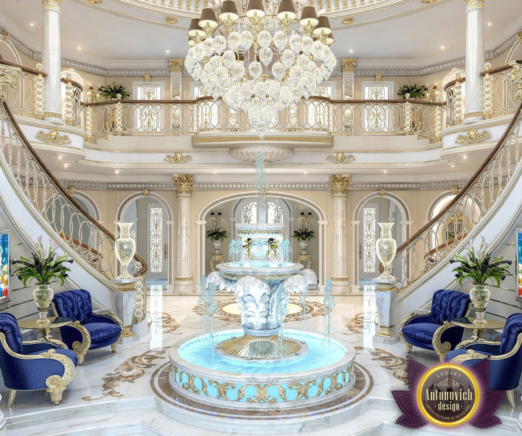 The Best Interior Design In Saudi Arabia By Katrina