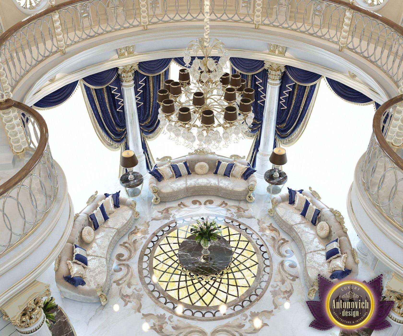 The Best Interior Design In Saudi Arabia By Katrina